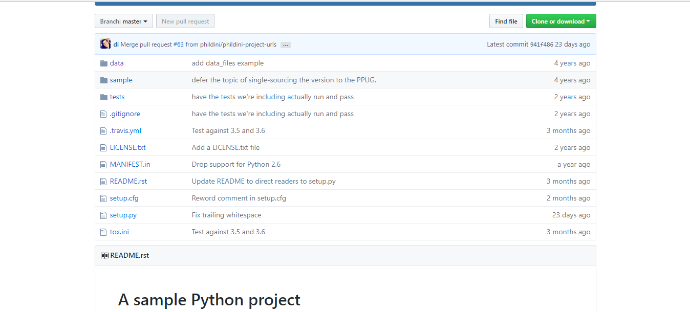 Python Packaging for your code -1